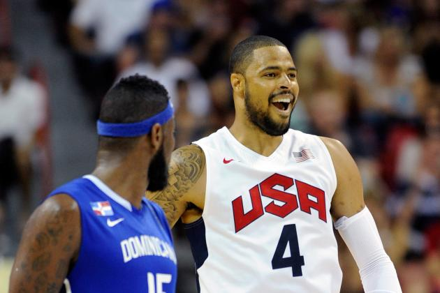 USA vs Brazil: A Test for U.S. Big Men in Preparation for Spain