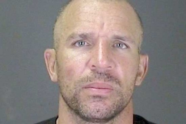 Jason Kidd Looks So Sad In His Mugshot