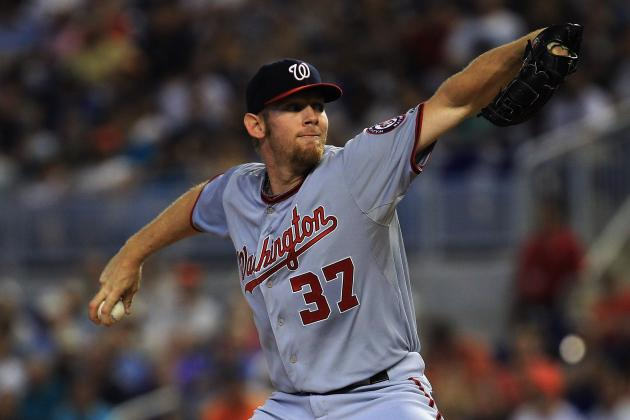 Stephen Strasburg: Why the Nationals Must Not Shut Him Down in September