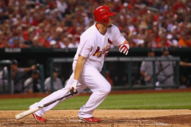 St. Louis Cardinals: Matt Adams and 3 Players Redbirds Should Consider Trading