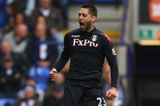 Liverpool Transfer News: What Clint Dempsey Offers the Reds