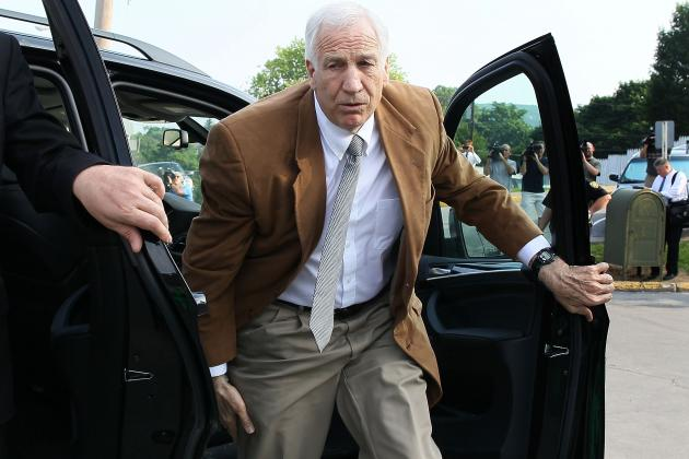 Three Men Claim They Were Abused by Jerry Sandusky in the 70s and 80s