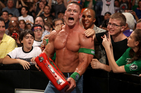 WWE Money in the Bank 2012: Why John Cena Will Capture WWE Title Again