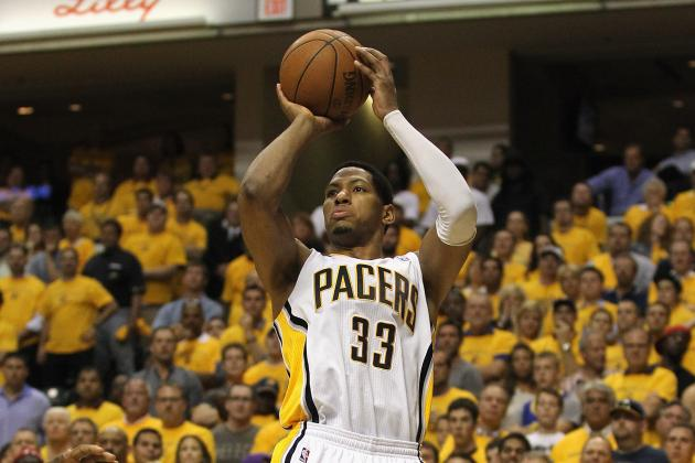 Danny Granger: Why It's Time for Indiana Pacers to Trade the Small Forward