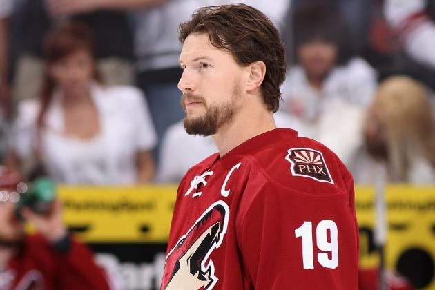 Report: Pittsburgh Makes Offer to Shane Doan