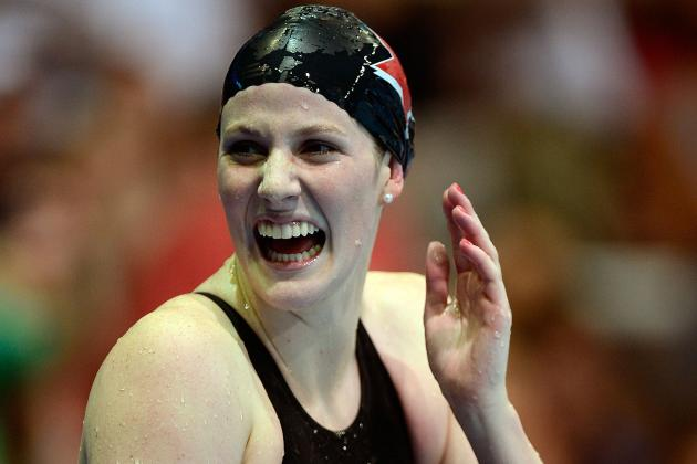 Olympic Swimming 2012: Why Missy Franklin's Career Will Top Natalie Coughlin's