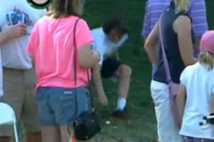 Video: Kid picks up Troy Matteson's ball on the final hole of regulation