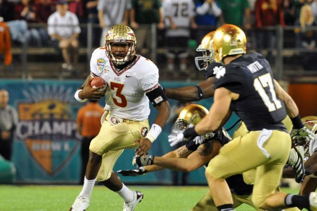 EJ Manuel Will Need to Give Florida State More in 2012