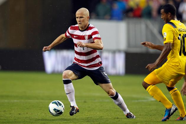 Michael Bradley to AS Roma: High-Profile Transfer Big for Bradley and USMNT