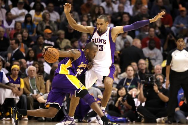 NBA Free Agency 2012: Why Grant Hill Should Spurn Knicks and Join LA Lakers