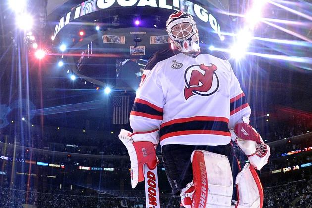 NHL Rumors: New Jersey Devils Need Young Goalie to Replace Martin Brodeur