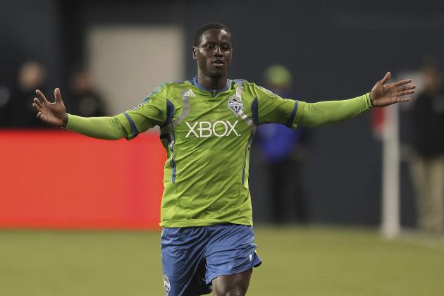 Seattle Sounders' Eddie Johnson and Osvaldo Alonso Named to MLS All-Star Team
