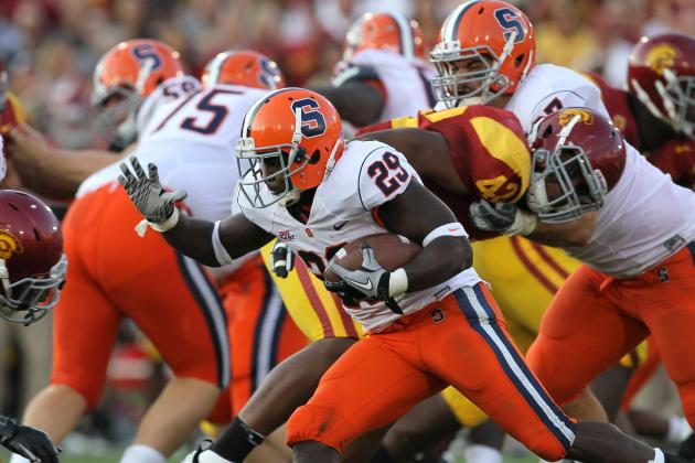 Syracuse Football Coming to ACC in 2013