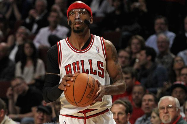 NBA Trade Rumors: Moving Richard Hamilton Would Be a Mistake by Bulls
