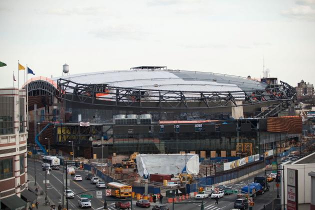 New York Islanders Game at Barclays Center Will Be a Failure
