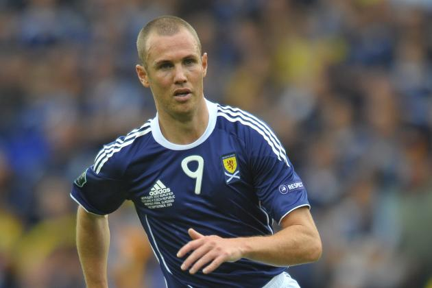 Vancouver Whitecaps Sign Scotland International Kenny Miller
