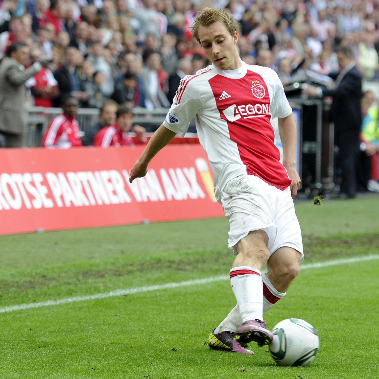 Ajax Midfielder Christian Eriksen Says He Would Like To: Christian Eriksen: Latest Transfer News For The Ajax