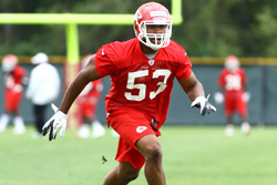 Linebacker Has Been a Place for Undrafted Rookies to Make the Chiefs Roster