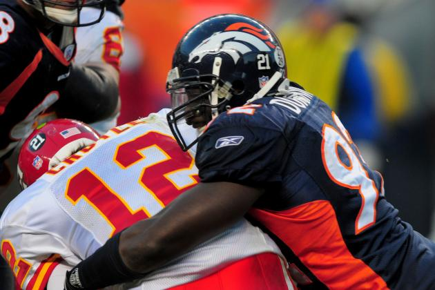 Elvis Dumervil's Arrest a Blow to Already Thin Denver Defense