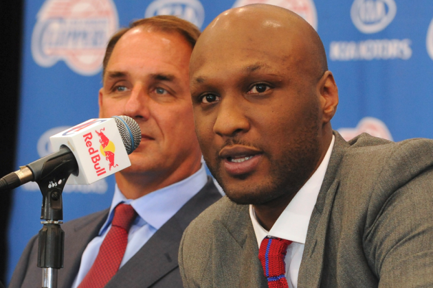 Lamar Odom: Candy Man in Perfect Situation to Succeed with Clippers