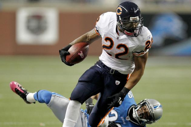 Chicago Bears: Matt Forte Will Remain a Chicago Bear for 4 More Years