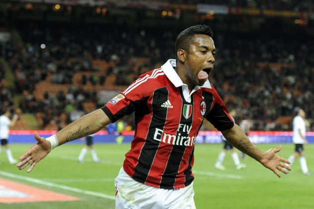 AC Milan Transfer News: Milan Want Santos to Pay Big to Acquire Robinho