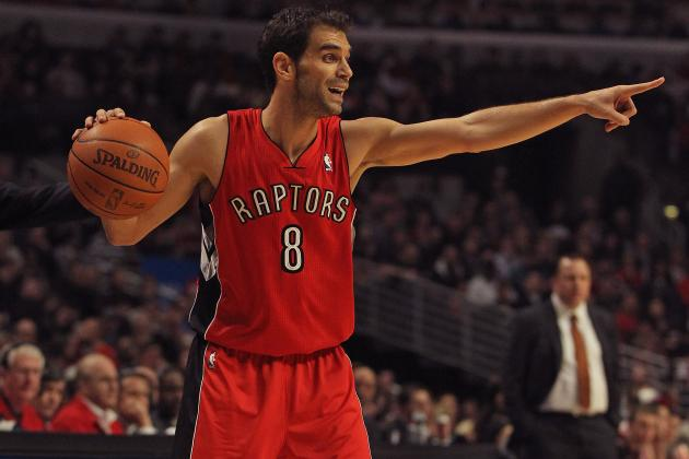 NBA Trade Rumors: Latest Buzz on Jose Calderon and Top Players Available