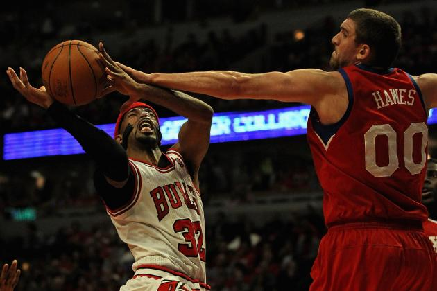 NBA Trade Rumors: Best Replacements for Rip Hamilton If Bulls Move Veteran SG