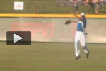 Delonte West Makes Possibly the Worst Baseball Throw in Human History