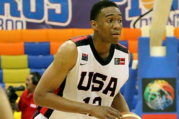 College Basketball Recruiting: Jabari Parker Suffers Injury Playing for Team USA