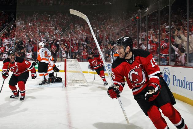 NHL Free Agency 2012: Will Petr Sykora Turn His Success into Big Money?