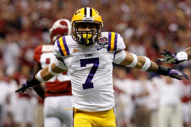 NFL Draft 2013: LSU Cornerback Tyrann Mathieu's Case as a Top 5 Pick