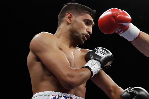 Amir Khan Has Some Tough Decisions to Make