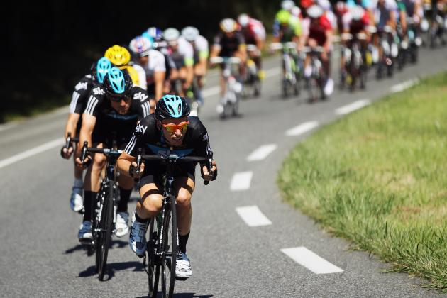 Tour De France 2012 TV Schedule: Top Riders to Watch Heading into Stage 16