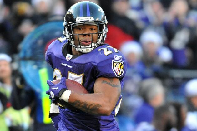 Ray Rice Extension: Long-Term Deal Huge for Both Sides