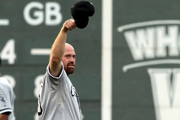 Kevin Youkilis Returns Against Red Sox to Standing O by the Fenway Faithful