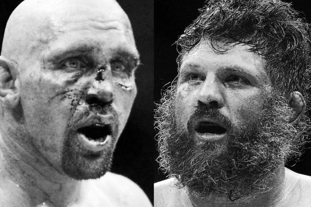 Shane Carwin Wants Roy Nelson to Know That He Isn't Joking Around