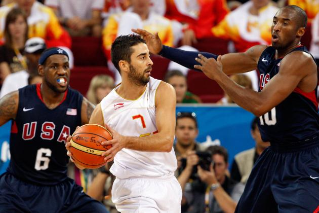 Spain Olympic Basketball Team: Will Spotty Backcourt Undo Legit Hopes for Gold?