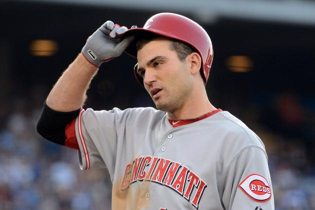 Cincinnati Reds' Playoff Hopes Takes a Blow as Joey Votto Goes Under the Knife