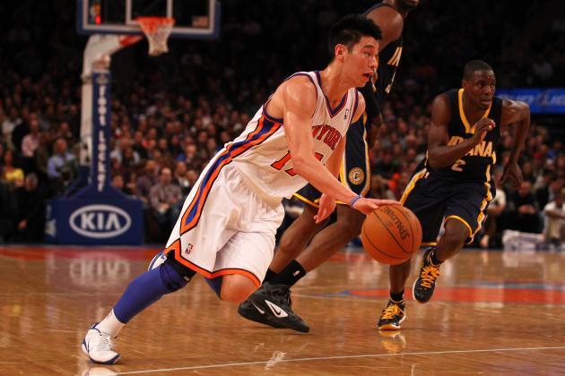 Jeremy Lin vs. Raymond Felton: Knicks' Point Guard Debate Should Be No Contest