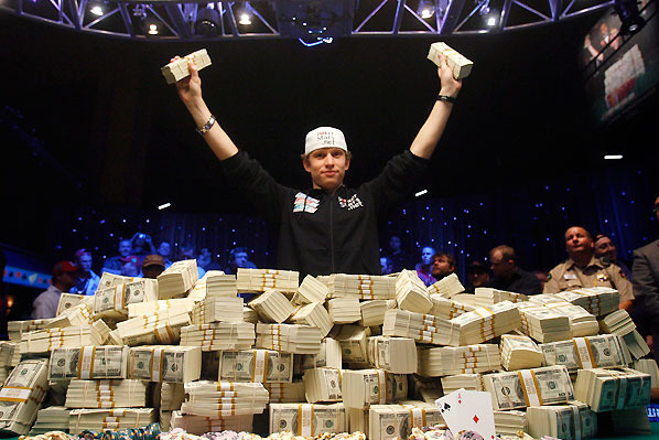 WSOP 2012 Results: Complete Winners and Payouts for Entire Tournament