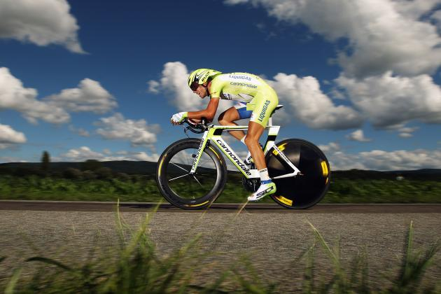 Tour De France 2012: Vincenzo Nibali and Top Candidates to Win Stage 16