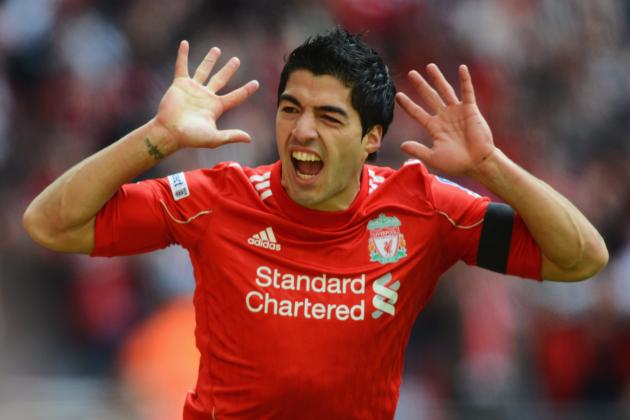 Olympic Soccer 2012: Luis Suarez, Uruguay in Position to Dash Team GB Dreams