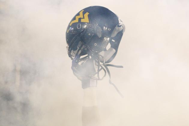 West Virginia Football: Mountaineers Offensive Line Will Be Tougher in 2012