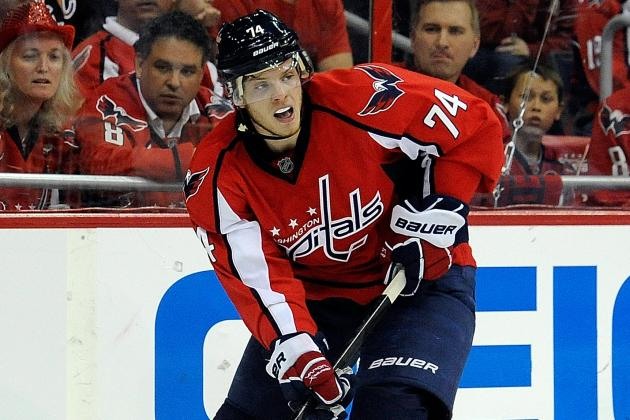 NHL Free Agency: John Carlson More Important Signing for Caps Than Mike Green