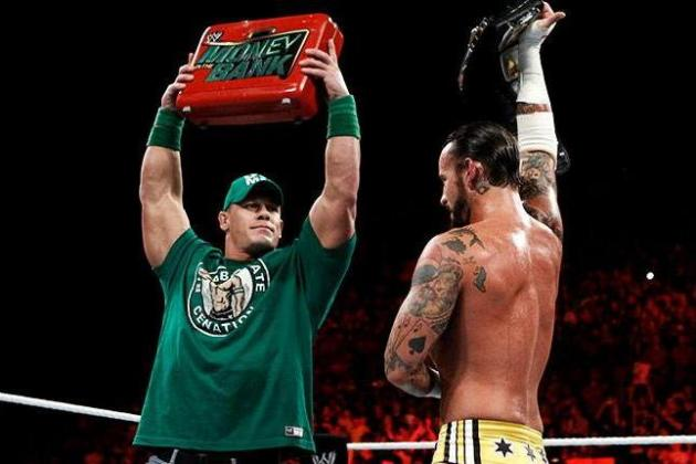 WWE Raw: John Cena Announces Cash In, Wedding Bells, Rey Mysterio and More