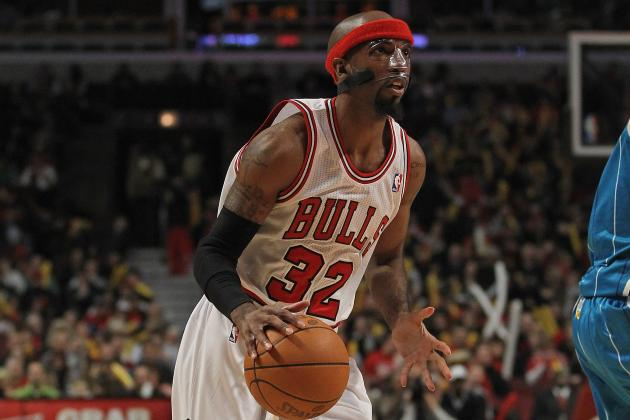 Chicago Bulls: Should the Dallas Mavericks Be Interested in Richard Hamilton?