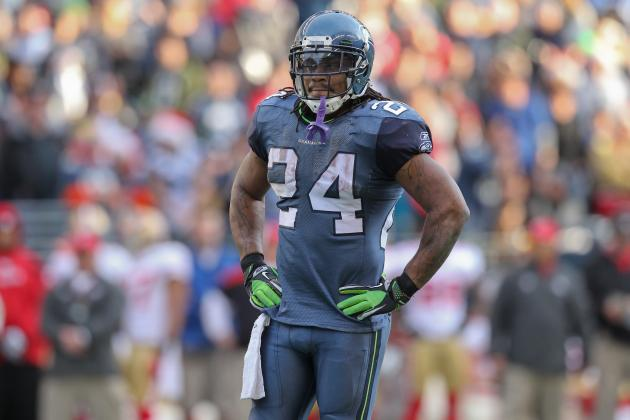 Report: Seattle Seahawks RB Marshawn Lynch Arrested for DUI