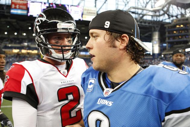 Re-Writing Ron Jaworski's QB Rankings: Why Matthew Stafford Was Disrespected