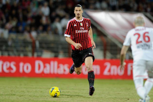 Zlatan Ibrahimovic Will Own Ligue 1 with His Transfer to Paris Saint-Germain